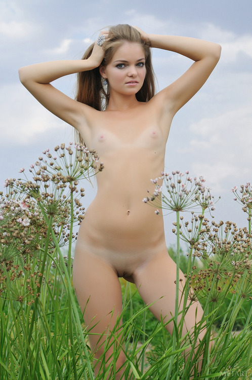 Beautiful nude serbian women